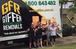 Giffen Furniture Removals & Storage Kedron Brisbane North East Preview