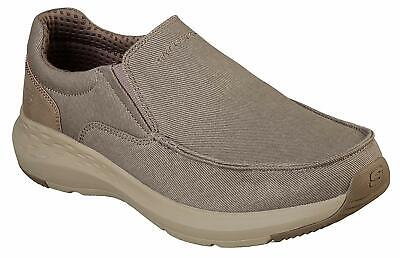 SKECHERS RELAXED FIT PARSON TREST KHAKI 66004 EWW KHK MENS US SIZES