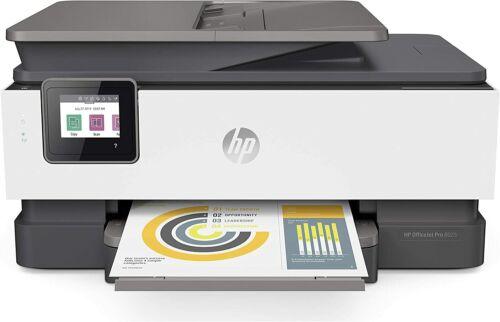 HP OfficeJet Pro 8025 All in one - Scan Copy Fax & Wireless