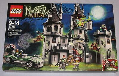 Lego 9468 Monster Fighters Lego VAMPYRE CASTLE Vampire NEW NIB Sealed Halloween