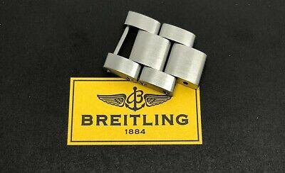 2x Genuine 20mm Breitling Colt Bracelet Links
