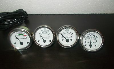 Allis Chalmers Wd45 D15d17 D19 Tempoil Amp Fuel Gauge Kit