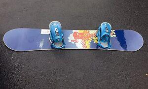 Xmas Girl: New Burton snowboard, boots+bindings, Dakinebag Kahibah Lake Macquarie Area Preview