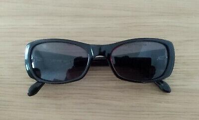 DITA Luxus Sonnenbrille für Frauen - Top Zustand - Dunkelrot/schwarz