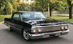 "63' Impala ""LowRod""  Unrestored Classic Cruiser"