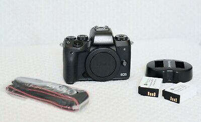Canon Eos M5 body *excellent*