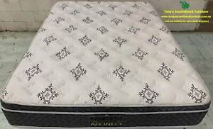 Good condition firm Pillow Top queen mattress only for sale