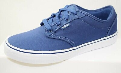 VANS ATWOOD LOW JUNIOR SHOES BRAND NEW SIZE UK 5 (DK17) EX-DISPLAY