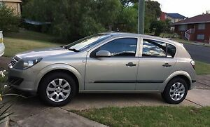 2006 Holden Astra Campbelltown Campbelltown Area Preview