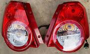 HOLDEN BARINA 2010 PAIR OF TAIL LIGHTS Birmingham Gardens Newcastle Area Preview