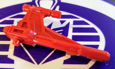 TRANSFORMERS G1 QUICKSWITCH RIGHT BLASTER GUN ACCESSORY 1988 EXCELLENT SHAPE
