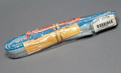 1 Lift-all Web Sling Type 3 Tuff-edge Flat Eyeeye 1 Ply 4 Foot Ft. 4tz98 New
