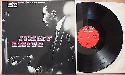 Jimmy Smith - Same  RARE S&R International Jazz LP Top Condition RARE