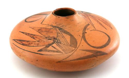 C. 1910 Hopi Sikyatki Jar By Old Lady Nampeyo Of Hano (1856-1942)