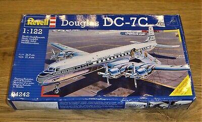 Revell Pan American World Airways Douglas DC-7C 1:122 04242