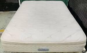 Good Sleep Maker Brand thick Pillow Top queen mattress only for sale
