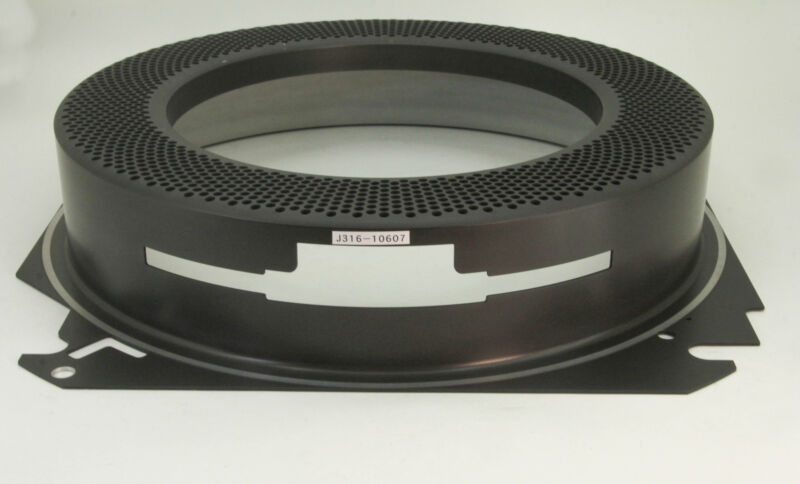 10607 Lam Research Liner 2300 Upper Chamber Coated 715-801021-848