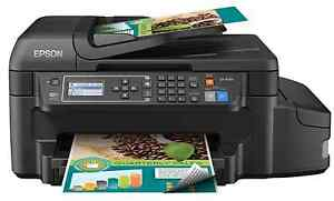 Epson WorkForce ET-4550 Multi-Function Printer Churchlands Stirling Area Preview