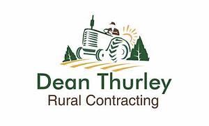 Dean Thurley Rural Contracting St Leonards Launceston Area Preview