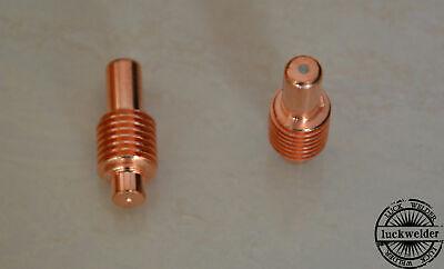 120573 Plasma Electrode Fit Hypertherm Powermax 600 Plasma Cutting Torch 10pcs