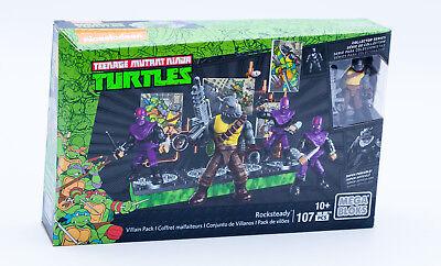 Mega Bloks DMW28 - Teenage Mutant Ninja Turtles - Collector Series - Rocksteady