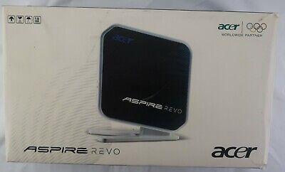 Acer Aspire REVO AR3610-U9012 ultra slim desktop Intel Atom 330 1.6GHz 2GB 160GB