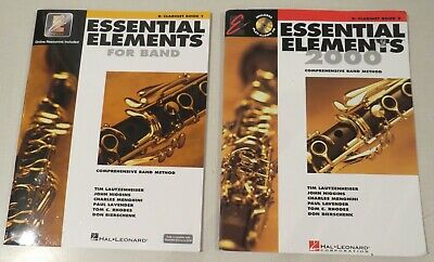 Musical Instruments & Gear Essential Elements For Band Eb Alto Clarinet Book 1 With Eei Band 000862570 Sturdy Construction Wind & Woodwinds
