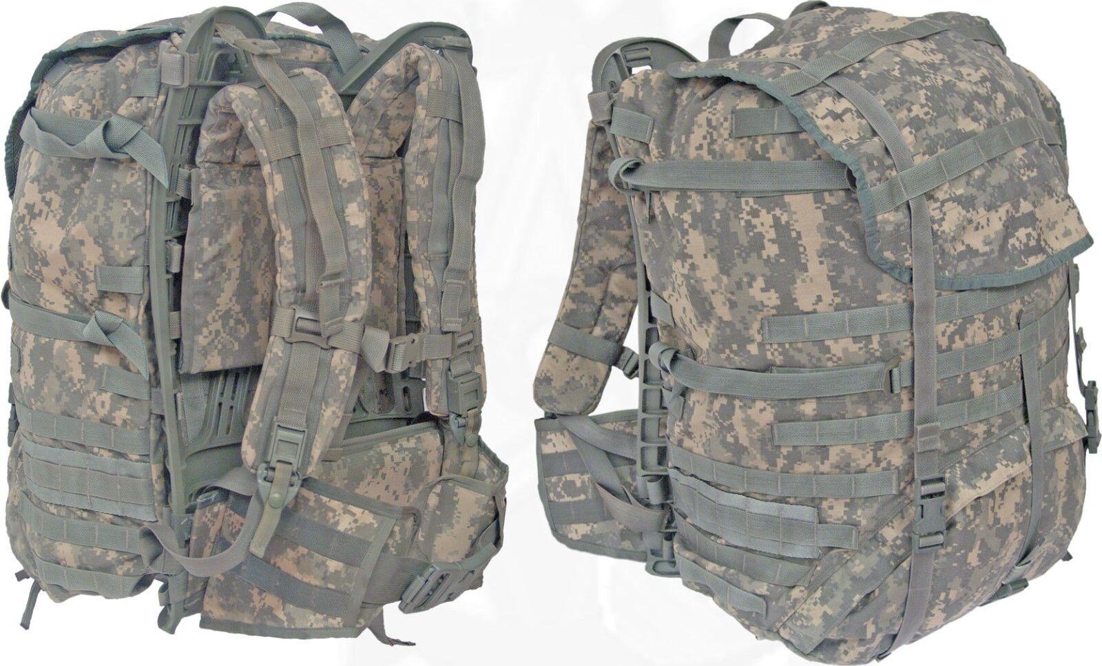 KT Pair Military Forces Camouflage PLCE Side Pouches BTP MTP style Camo MOLLE