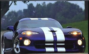 Wanted: Gen 2 Viper GTS or ACR 1996-2002