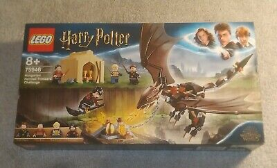LEGO 75946 Harry Potter Hungarian Horntail Triwizard Challenge - 265 Pieces