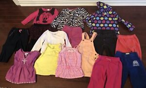 Girls 18/24 month clothing lot