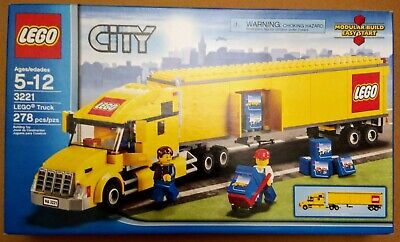 LEGO 3221 City Truck MISB Fast Shipping