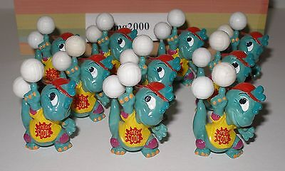 10x Dribbelino aus Dapsy Dino Family
