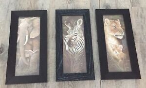 Animal picture frames