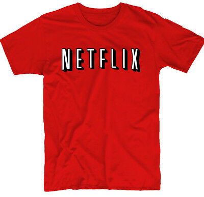 Netflix Shirt Parody Netflix and Chill Fun Movie Night Halloween Costume Tee