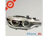 BMW 3 SERIES F30 F31, FULL LED FACELIFT LCI RIGHT HEADLIGHT