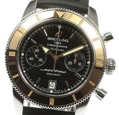 BREITLING Super Ocean Heritage U23370 Chronograph 44 Automatic Men's_574672