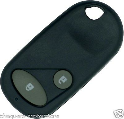 Fits Honda Civic CRV Accord Jazz 2 Button Remote Key Fob Case Shell repair
