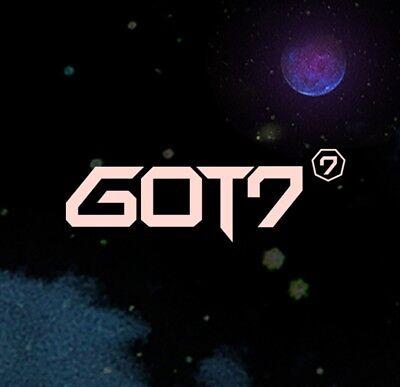 GOT7 Album [Present : YOU&ME Edition] 2CD+Photobook+P.Card+Lyrics+Pre-Order Item