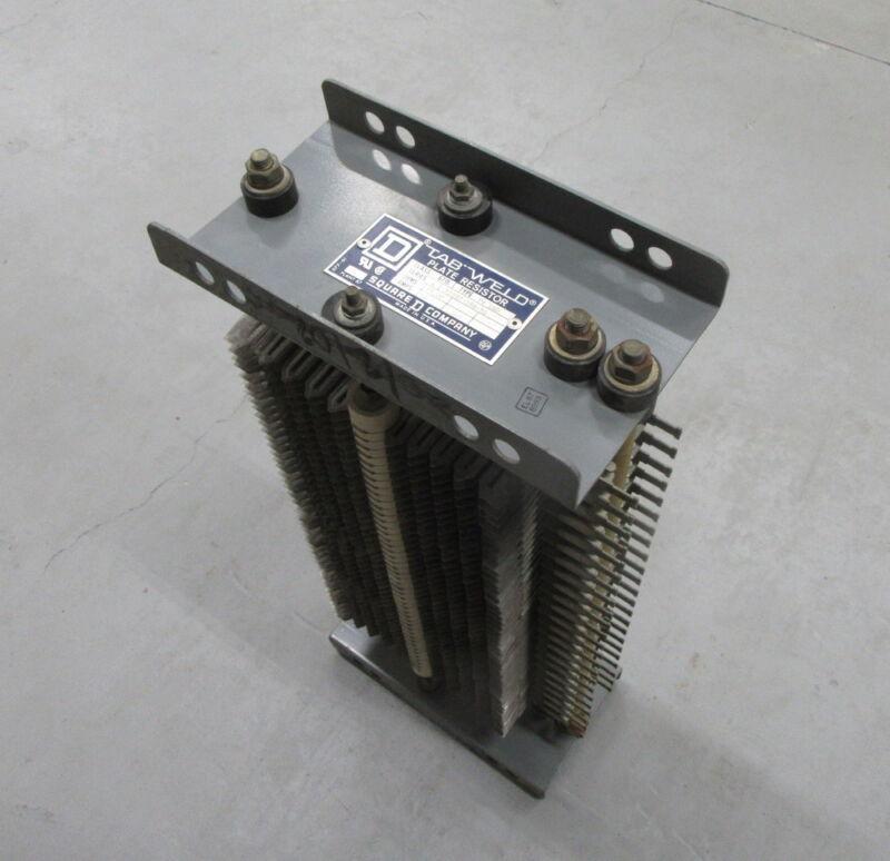 Square D 6715 TW-16D Plate Resistor 51237-166-50