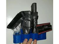 Wall Mounted Vacuum Tool Organiser for upto 4 Dyson tools