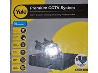 Yale Premium cctv system, Unused , in Box