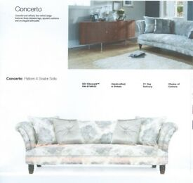 Concerto 3 Seater Sofa (DFS)