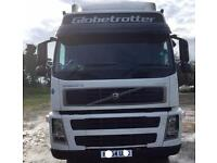 Volvo fm 12 420 tractor unit , manual gearbox