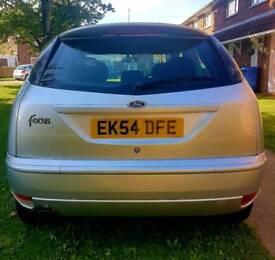 Ford Focus Mk1. 2.0L. 3dr