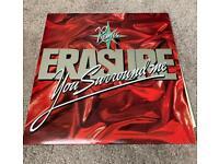 "Erasure - You Surround Me 12"" Single (Ltd Edn remix) Vinyl record"