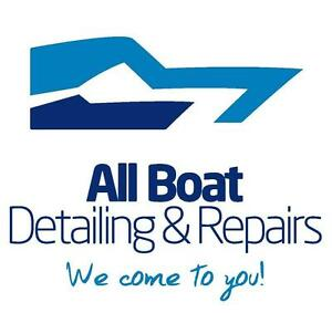 All Boat Detailing & Repairs - We Come To You! North Haven Port Adelaide Area Preview