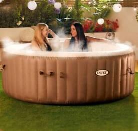 Inflatable Jacuzzi Hot tub