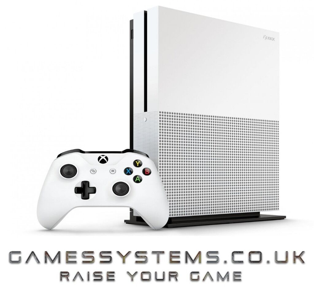 Upgrade your Xbox One3 gamesget a New Xbox One S 2TB with a choice of game for just199.99in Bournville, West MidlandsGumtree - Upgrade your Xbox One 500GB or 1TB plus 3 Xbox One games and get a brand new Xbox One S 2TB Console bundle with your choice of Mirrors Edge Catalyst, Lego Star Wars The Force Awakens or ReCore for just £199.99! This is the best upgrade offer on the...