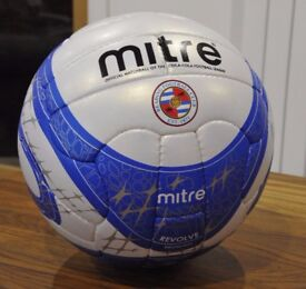 Mitre Football League Match Day Football - Perfect Condition